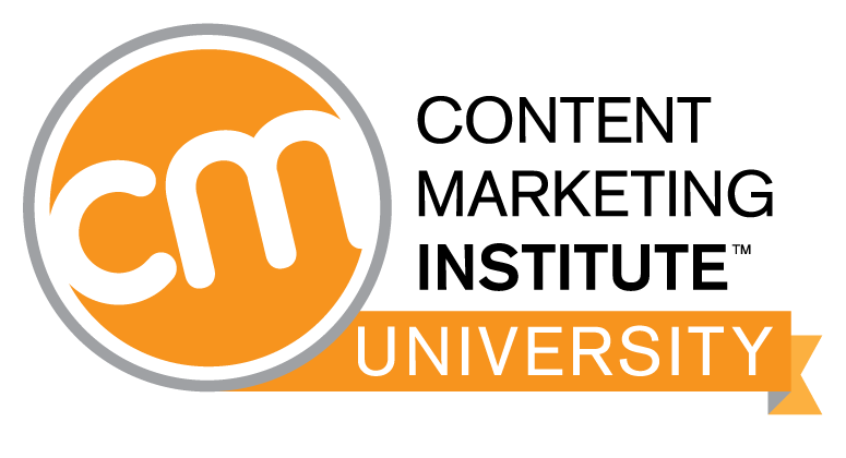 Logo Content Marketing University